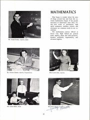 Page 17, 1963 Edition, Grove City Area High School - Pine Knot Yearbook (Grove City, PA) online yearbook collection