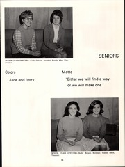 Page 12, 1966 Edition, Grove City Area High School - Pine Knot Yearbook (Grove City, PA) online yearbook collection