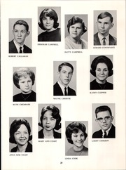 Page 14, 1966 Edition, Grove City Area High School - Pine Knot Yearbook (Grove City, PA) online yearbook collection