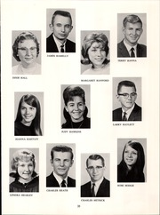 Page 15, 1966 Edition, Grove City Area High School - Pine Knot Yearbook (Grove City, PA) online yearbook collection