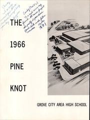 Page 4, 1966 Edition, Grove City Area High School - Pine Knot Yearbook (Grove City, PA) online yearbook collection