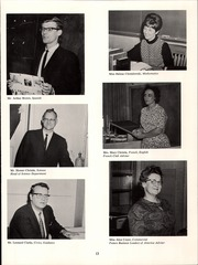 Page 7, 1966 Edition, Grove City Area High School - Pine Knot Yearbook (Grove City, PA) online yearbook collection