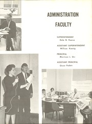 Page 11, 1968 Edition, Grove City Area High School - Pine Knot Yearbook (Grove City, PA) online yearbook collection