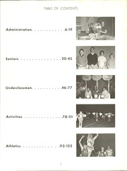 Page 9, 1968 Edition, Grove City Area High School - Pine Knot Yearbook (Grove City, PA) online yearbook collection