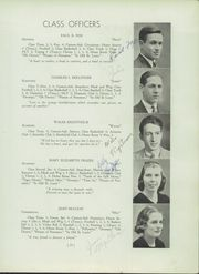 Page 17, 1938 Edition, Gettysburg High School - Cannon Aid Yearbook (Gettysburg, PA) online yearbook collection