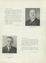 Page 9, 1943 Edition, Gettysburg High School - Cannon Aid Yearbook (Gettysburg, PA) online yearbook collection