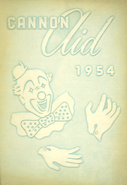 Page 1, 1954 Edition, Gettysburg High School - Cannon Aid Yearbook (Gettysburg, PA) online yearbook collection