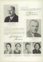 Page 10, 1954 Edition, Gettysburg High School - Cannon Aid Yearbook (Gettysburg, PA) online yearbook collection