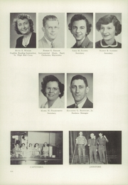 Page 14, 1954 Edition, Gettysburg High School - Cannon Aid Yearbook (Gettysburg, PA) online yearbook collection
