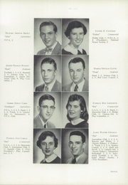 Page 17, 1954 Edition, Gettysburg High School - Cannon Aid Yearbook (Gettysburg, PA) online yearbook collection