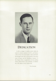 Page 7, 1954 Edition, Gettysburg High School - Cannon Aid Yearbook (Gettysburg, PA) online yearbook collection