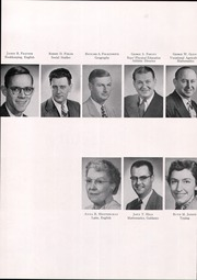 Page 16, 1955 Edition, Gettysburg High School - Cannon Aid Yearbook (Gettysburg, PA) online yearbook collection