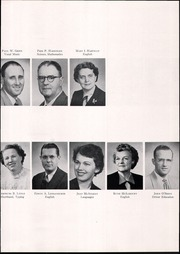Page 17, 1955 Edition, Gettysburg High School - Cannon Aid Yearbook (Gettysburg, PA) online yearbook collection