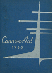 Gettysburg High School - Cannon Aid Yearbook (Gettysburg, PA) online yearbook collection, 1960 Edition, Page 1