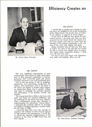 Page 12, 1965 Edition, Gettysburg High School - Cannon Aid Yearbook (Gettysburg, PA) online yearbook collection