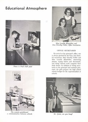Page 13, 1965 Edition, Gettysburg High School - Cannon Aid Yearbook (Gettysburg, PA) online yearbook collection