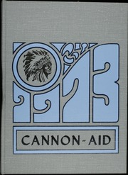 Gettysburg High School - Cannon Aid Yearbook (Gettysburg, PA) online yearbook collection, 1973 Edition, Page 1