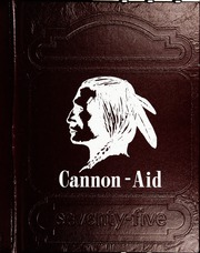 Gettysburg High School - Cannon Aid Yearbook (Gettysburg, PA) online yearbook collection, 1975 Edition, Page 1
