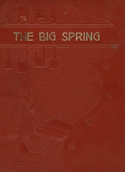 1951 Edition, Big Spring Joint High School - Big Spring Yearbook (Newville, PA)