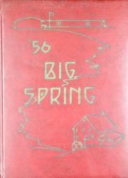 1956 Edition, Big Spring Joint High School - Big Spring Yearbook (Newville, PA)