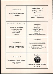 Page 13, 1956 Edition, Big Spring Joint High School - Big Spring Yearbook (Newville, PA) online yearbook collection