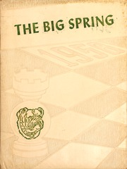 1958 Edition, Big Spring Joint High School - Big Spring Yearbook (Newville, PA)