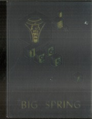1965 Edition, Big Spring Joint High School - Big Spring Yearbook (Newville, PA)