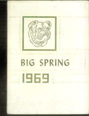 1969 Edition, Big Spring Joint High School - Big Spring Yearbook (Newville, PA)