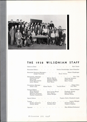 Page 10, 1938 Edition, Wilson High School - Wilsonian Yearbook (West Lawn, PA) online yearbook collection