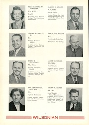Page 12, 1949 Edition, Wilson High School - Wilsonian Yearbook (West Lawn, PA) online yearbook collection