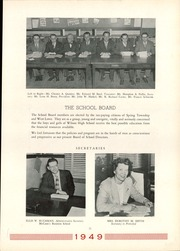 Page 15, 1949 Edition, Wilson High School - Wilsonian Yearbook (West Lawn, PA) online yearbook collection