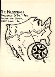 Page 5, 1949 Edition, Wilson High School - Wilsonian Yearbook (West Lawn, PA) online yearbook collection