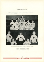 Page 66, 1949 Edition, Wilson High School - Wilsonian Yearbook (West Lawn, PA) online yearbook collection