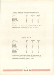 Page 71, 1949 Edition, Wilson High School - Wilsonian Yearbook (West Lawn, PA) online yearbook collection