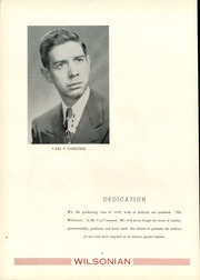 Page 8, 1949 Edition, Wilson High School - Wilsonian Yearbook (West Lawn, PA) online yearbook collection