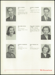 Page 14, 1950 Edition, Wilson High School - Wilsonian Yearbook (West Lawn, PA) online yearbook collection