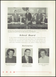 Page 15, 1950 Edition, Wilson High School - Wilsonian Yearbook (West Lawn, PA) online yearbook collection