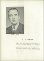 Page 8, 1950 Edition, Wilson High School - Wilsonian Yearbook (West Lawn, PA) online yearbook collection