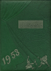 1953 Edition, Wilson High School - Wilsonian Yearbook (West Lawn, PA)