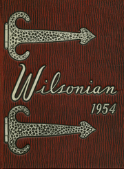 1954 Edition, Wilson High School - Wilsonian Yearbook (West Lawn, PA)