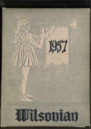 1957 Edition, Wilson High School - Wilsonian Yearbook (West Lawn, PA)