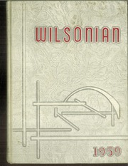 1959 Edition, Wilson High School - Wilsonian Yearbook (West Lawn, PA)