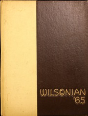 1965 Edition, Wilson High School - Wilsonian Yearbook (West Lawn, PA)