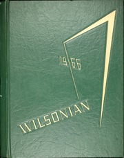 1966 Edition, Wilson High School - Wilsonian Yearbook (West Lawn, PA)