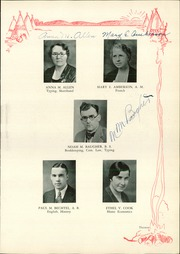 Page 17, 1933 Edition, Waynesboro Area Senior High School - Wayarian Yearbook (Waynesboro, PA) online yearbook collection