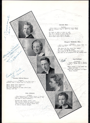 Page 54, 1934 Edition, Waynesboro Area Senior High School - Wayarian Yearbook (Waynesboro, PA) online yearbook collection