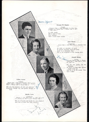 Page 56, 1934 Edition, Waynesboro Area Senior High School - Wayarian Yearbook (Waynesboro, PA) online yearbook collection