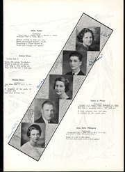 Page 61, 1934 Edition, Waynesboro Area Senior High School - Wayarian Yearbook (Waynesboro, PA) online yearbook collection