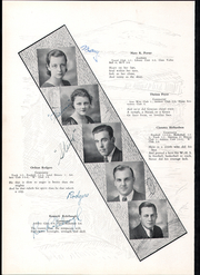 Page 62, 1934 Edition, Waynesboro Area Senior High School - Wayarian Yearbook (Waynesboro, PA) online yearbook collection