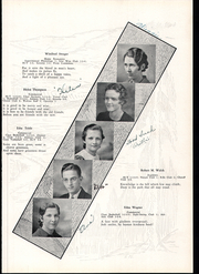 Page 69, 1934 Edition, Waynesboro Area Senior High School - Wayarian Yearbook (Waynesboro, PA) online yearbook collection